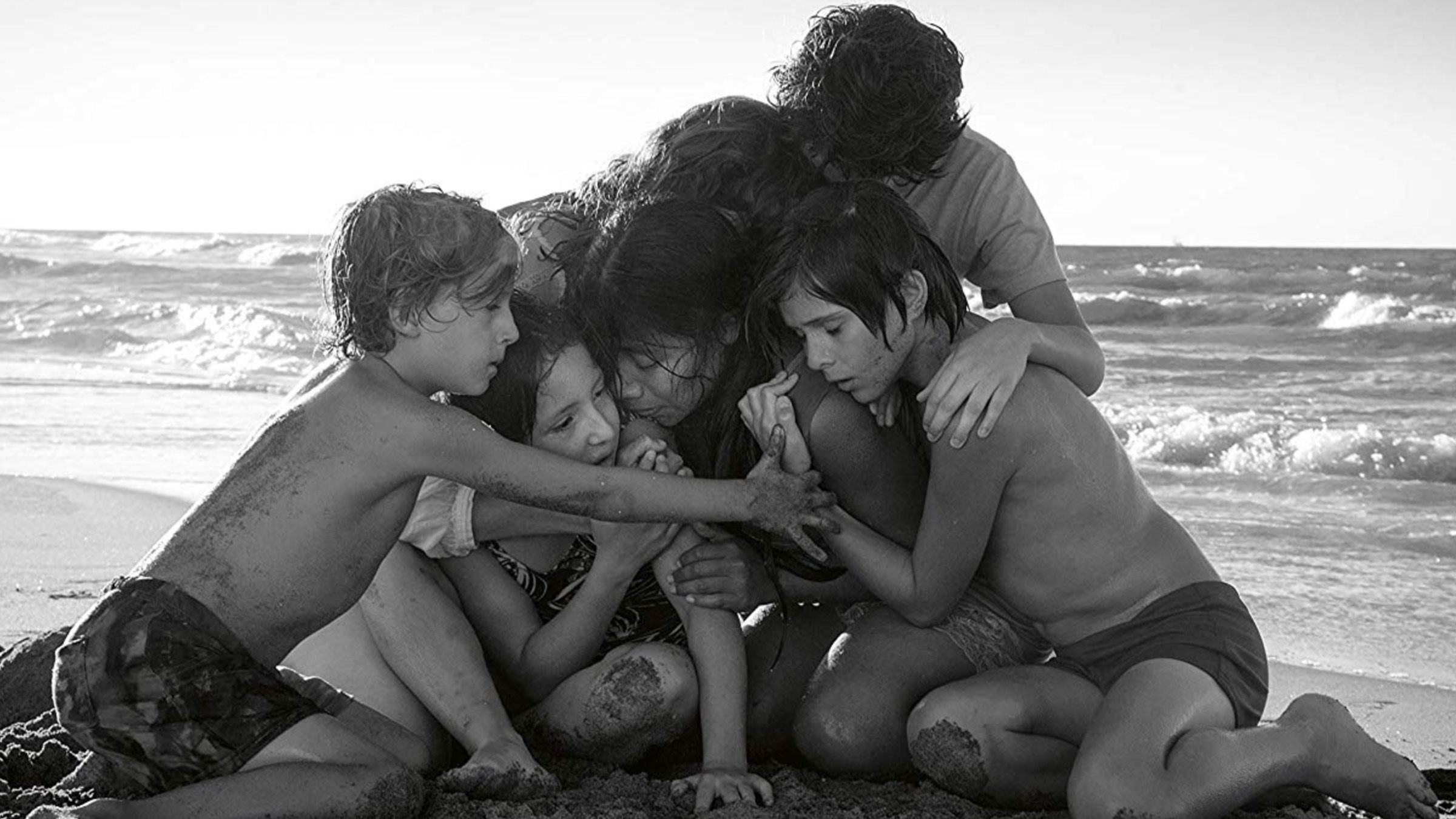 Roma: Criterion Collection (Blu-ray)