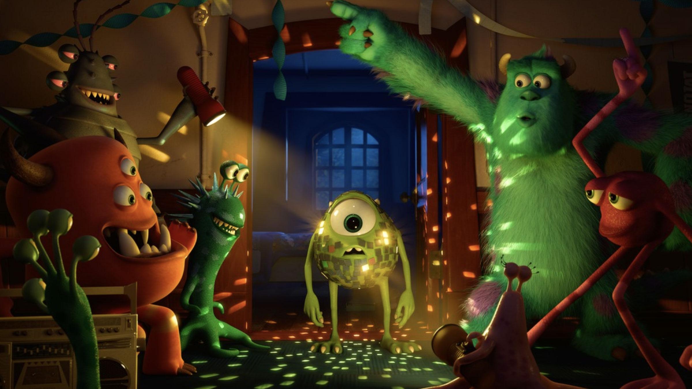 Monsters University (Ultra HD 4K Blu-ray)