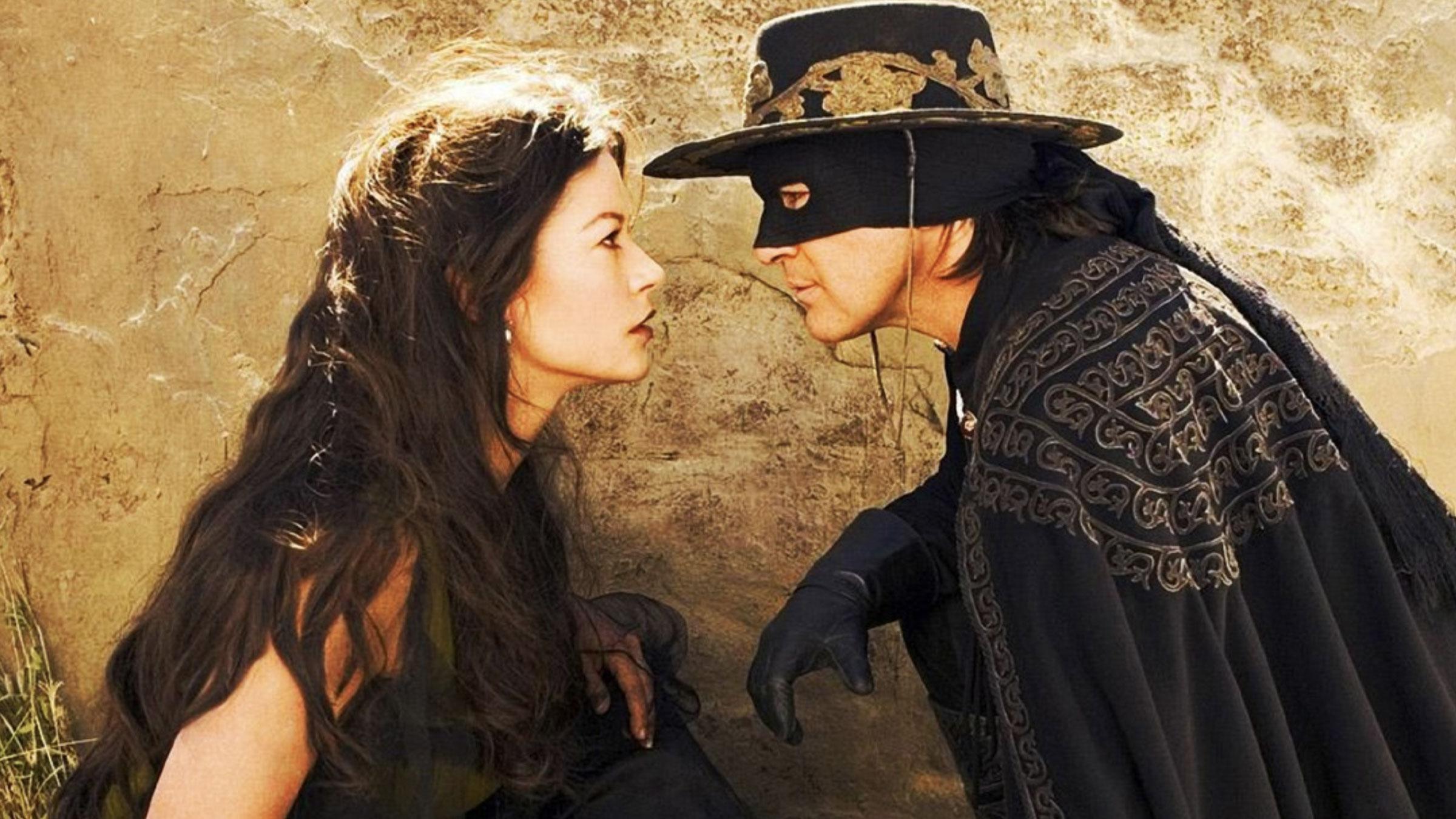 The Mask of Zorro (Ultra HD 4K Blu-ray)