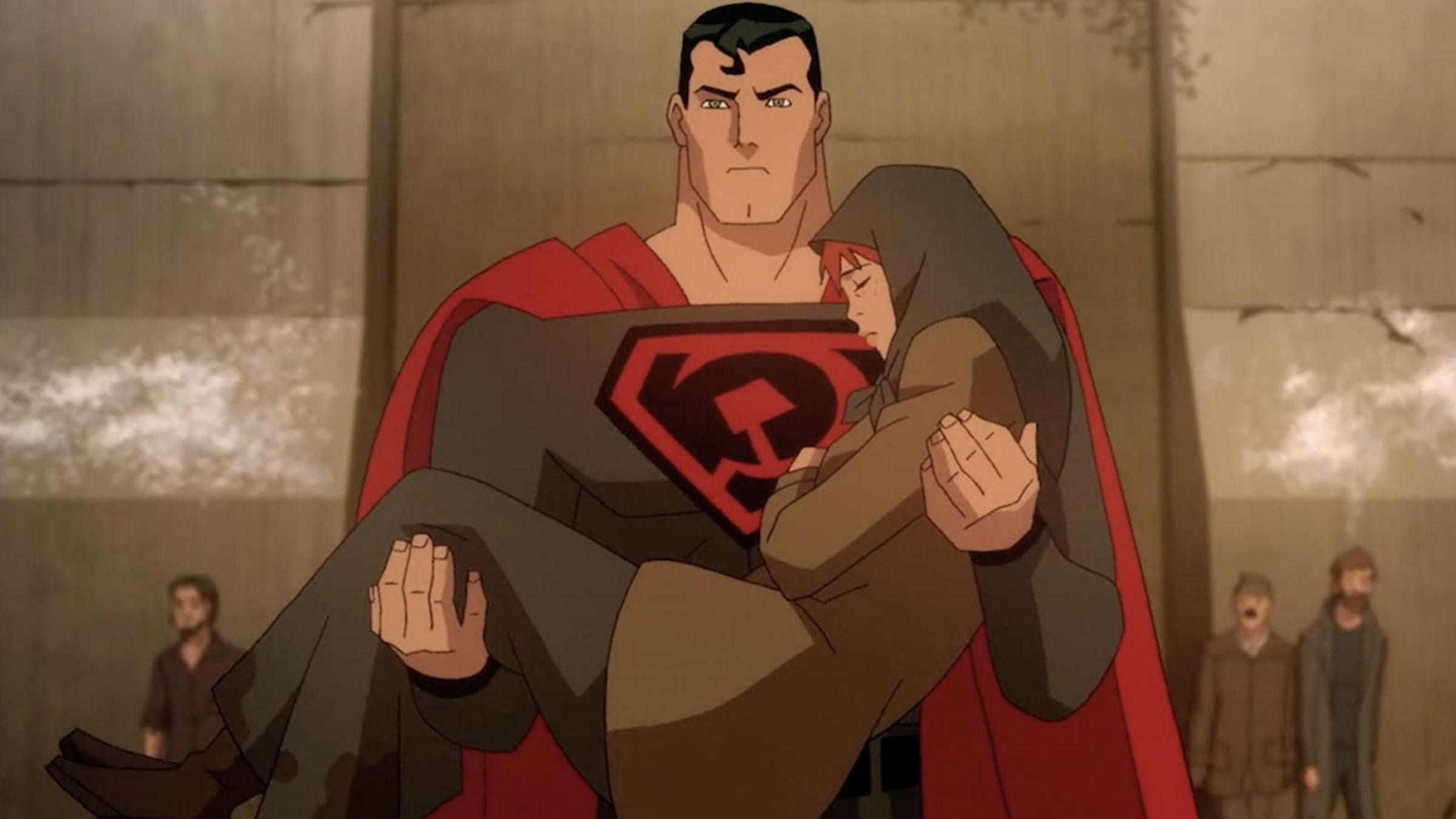 Superman: Red Son (Ultra HD 4K Blu-ray)