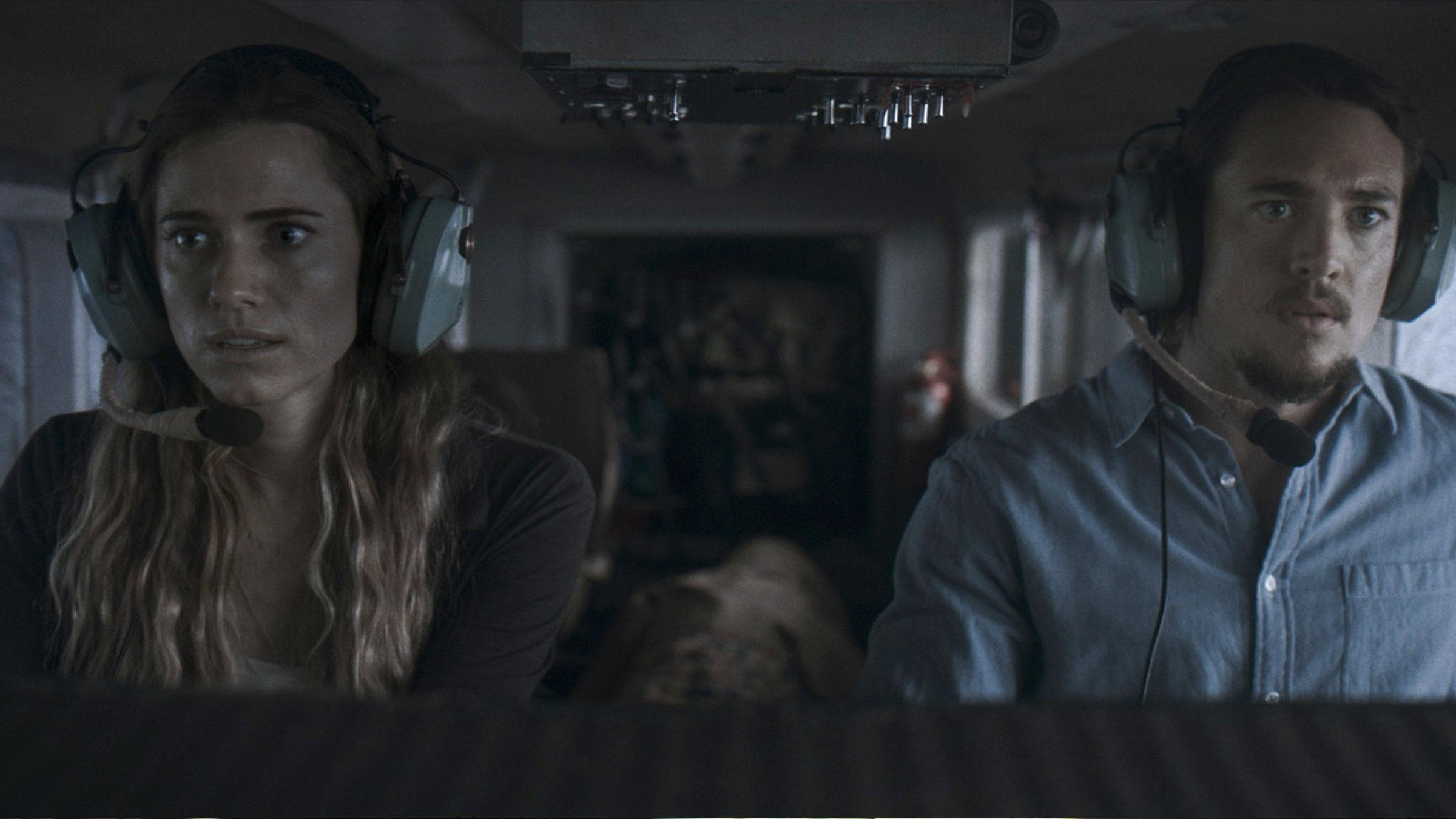 Horizon Line (Blu-ray)