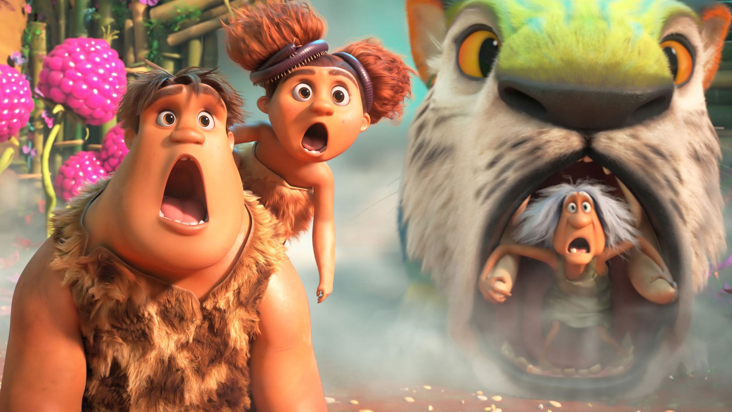 The Croods: A New Age (Ultra HD 4K Blu-ray)