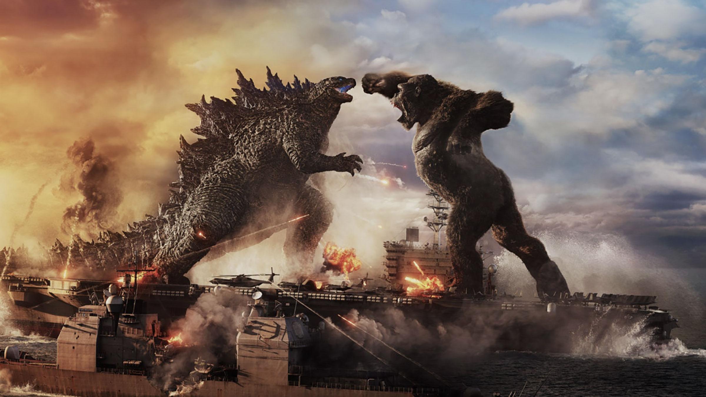 Godzilla vs. Kong (Ultra HD 4K Blu-ray)