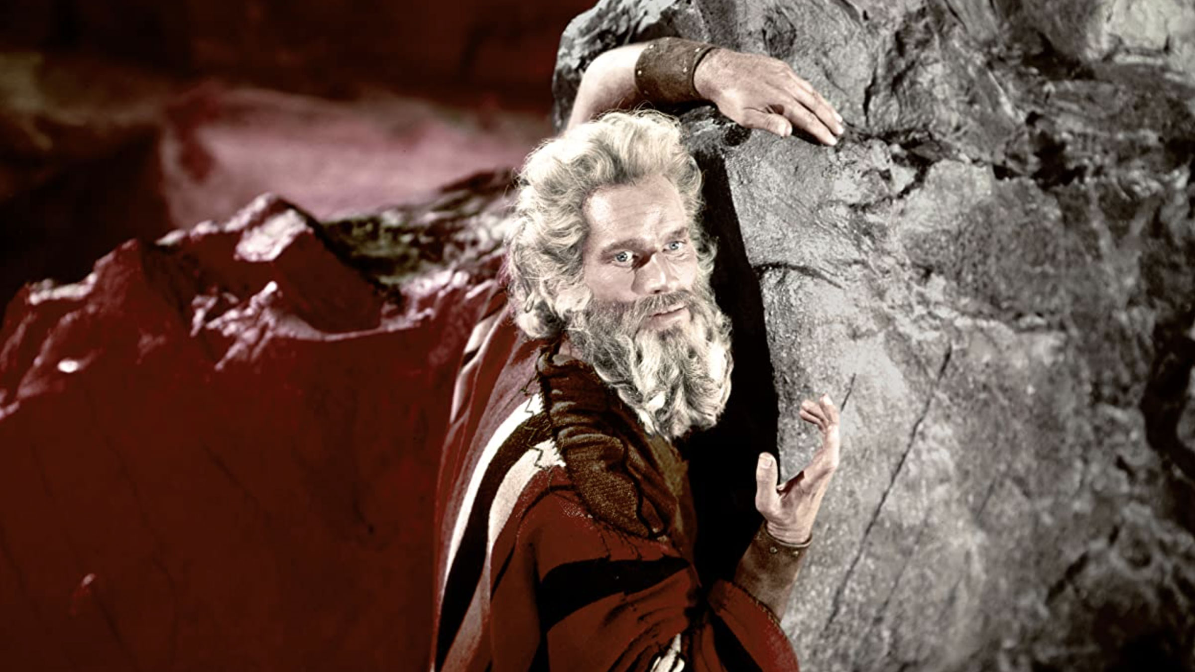 The Ten Commandments (Ultra HD 4K Blu-ray)