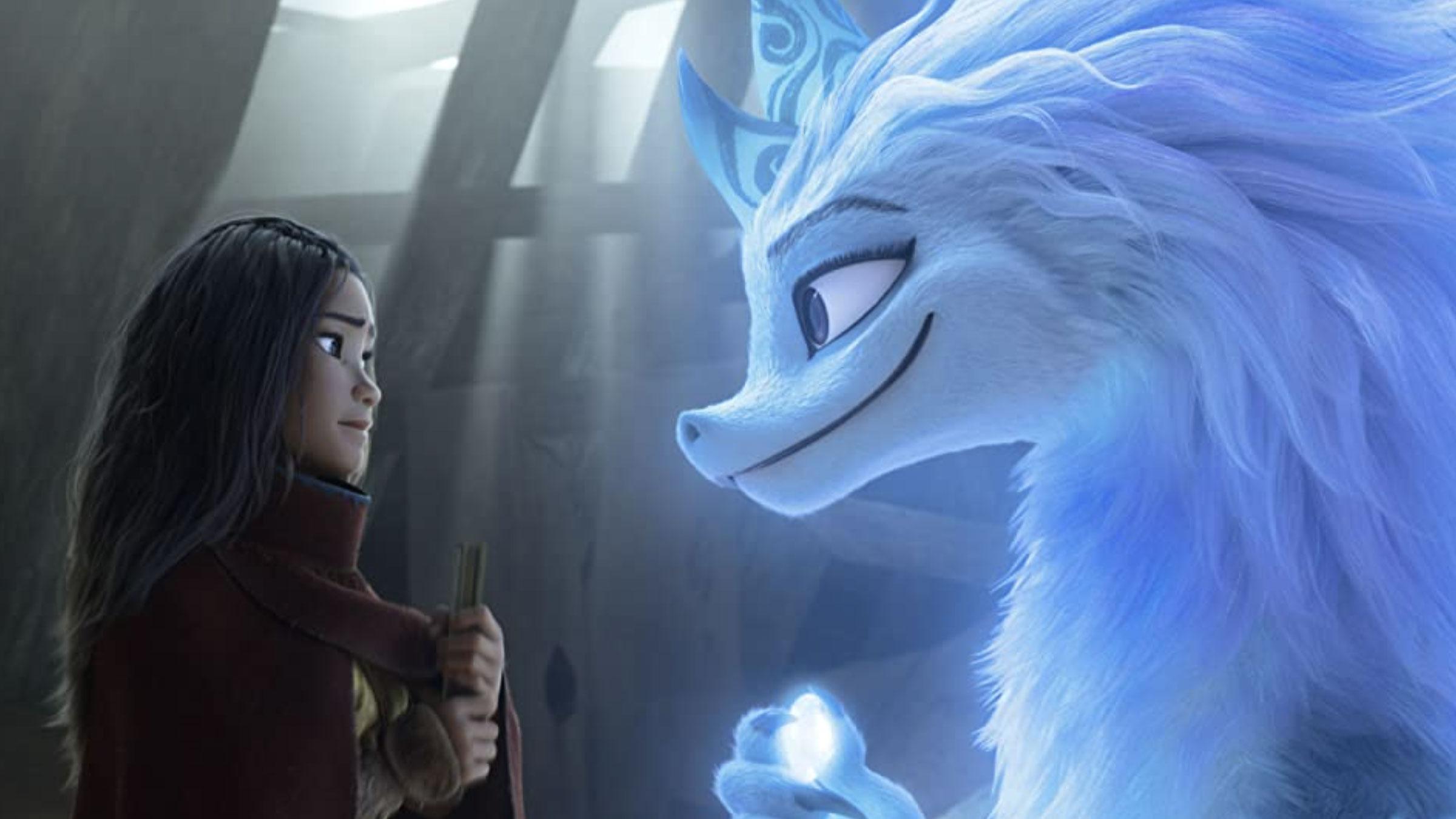 Raya and the Last Dragon (Ultra HD 4K Blu-ray)