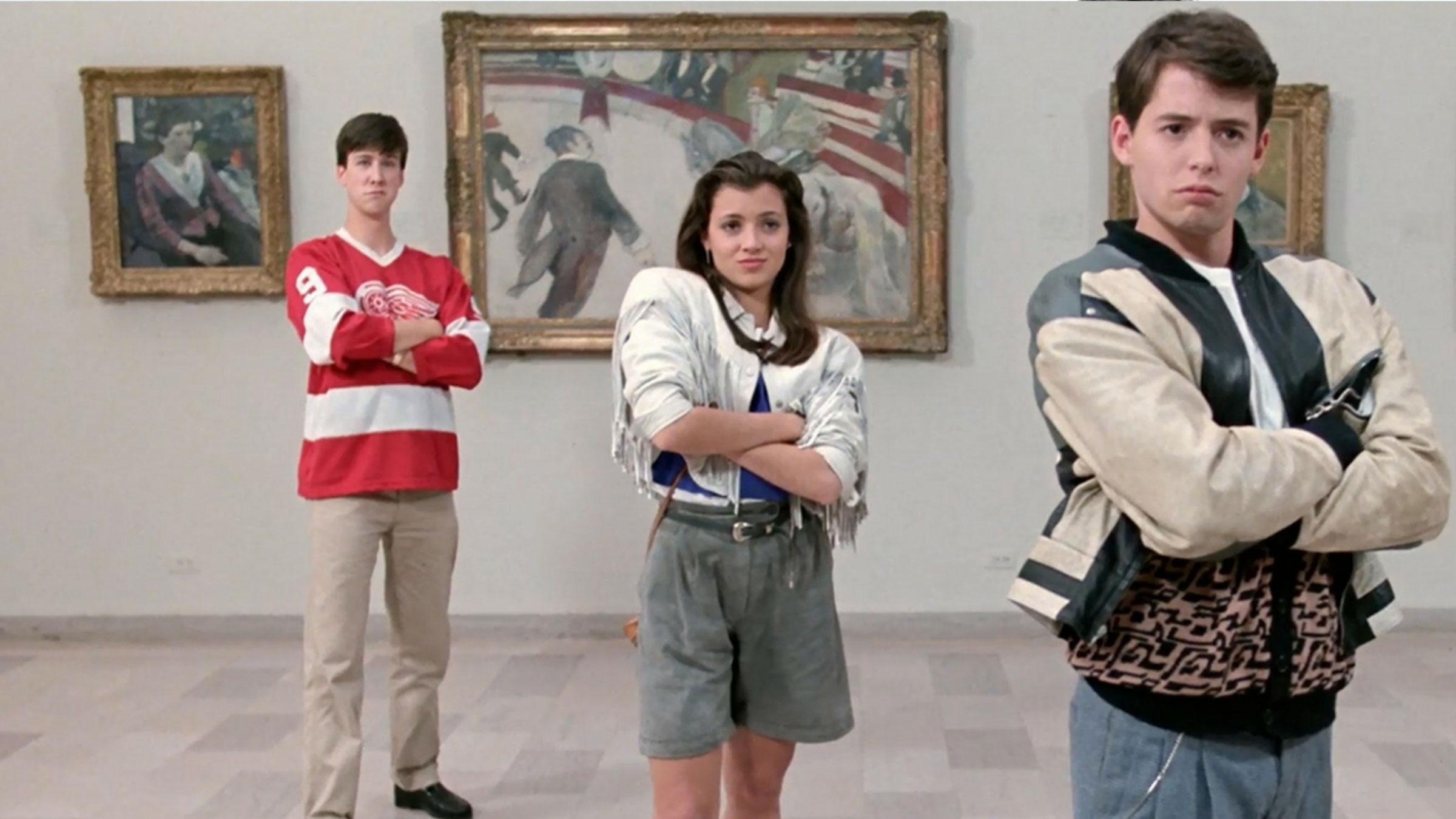 Ferris Bueller's Day Off (Blu-ray, Steelbook)