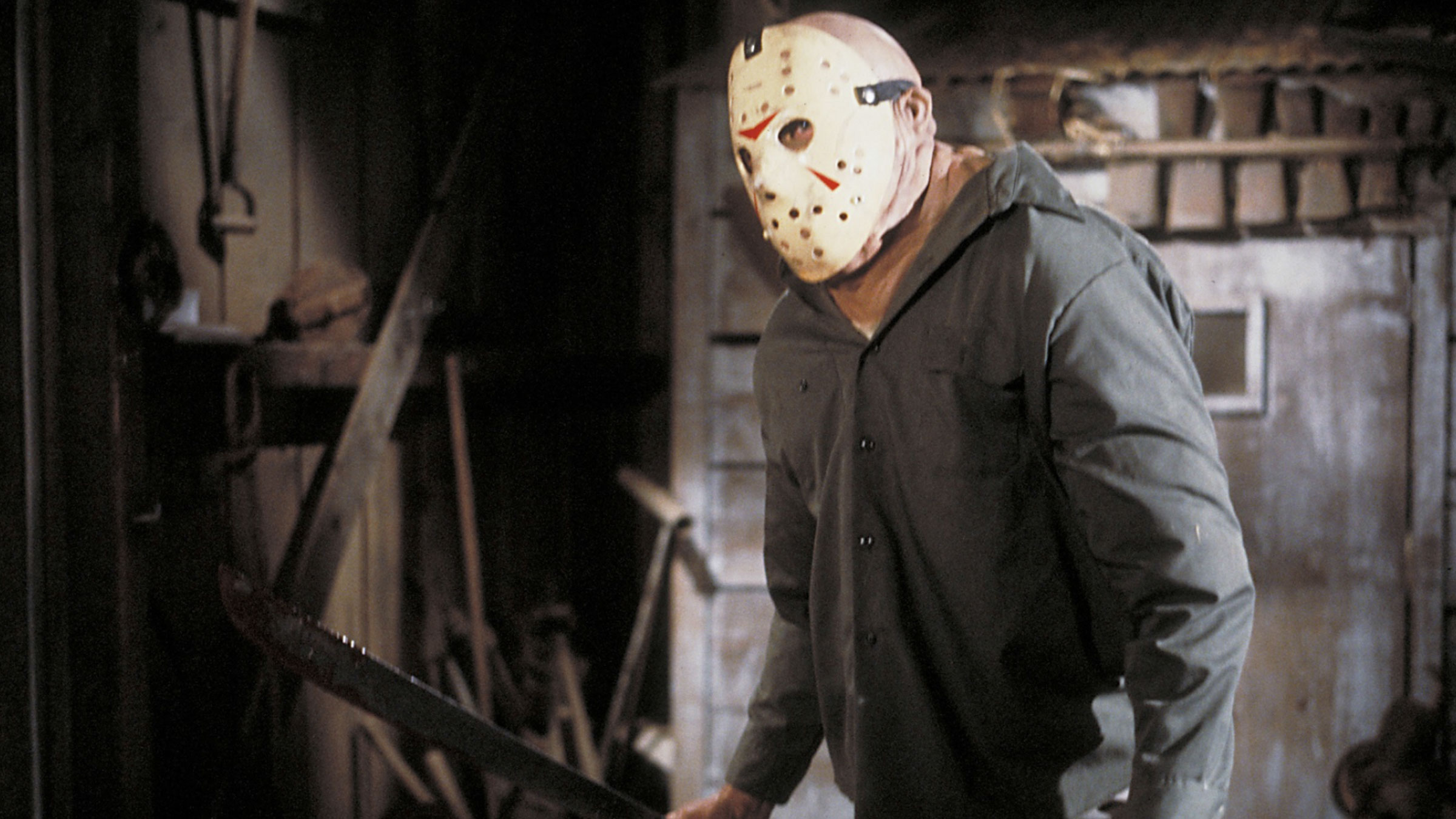 Friday the 13th: 8 Movie Collection (Blu-ray)