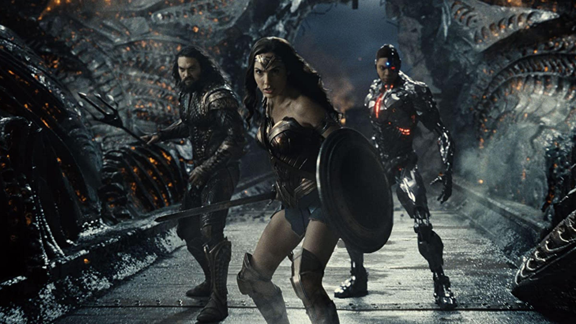 Zack Snyder's Justice League (Ultra HD 4K Blu-ray)