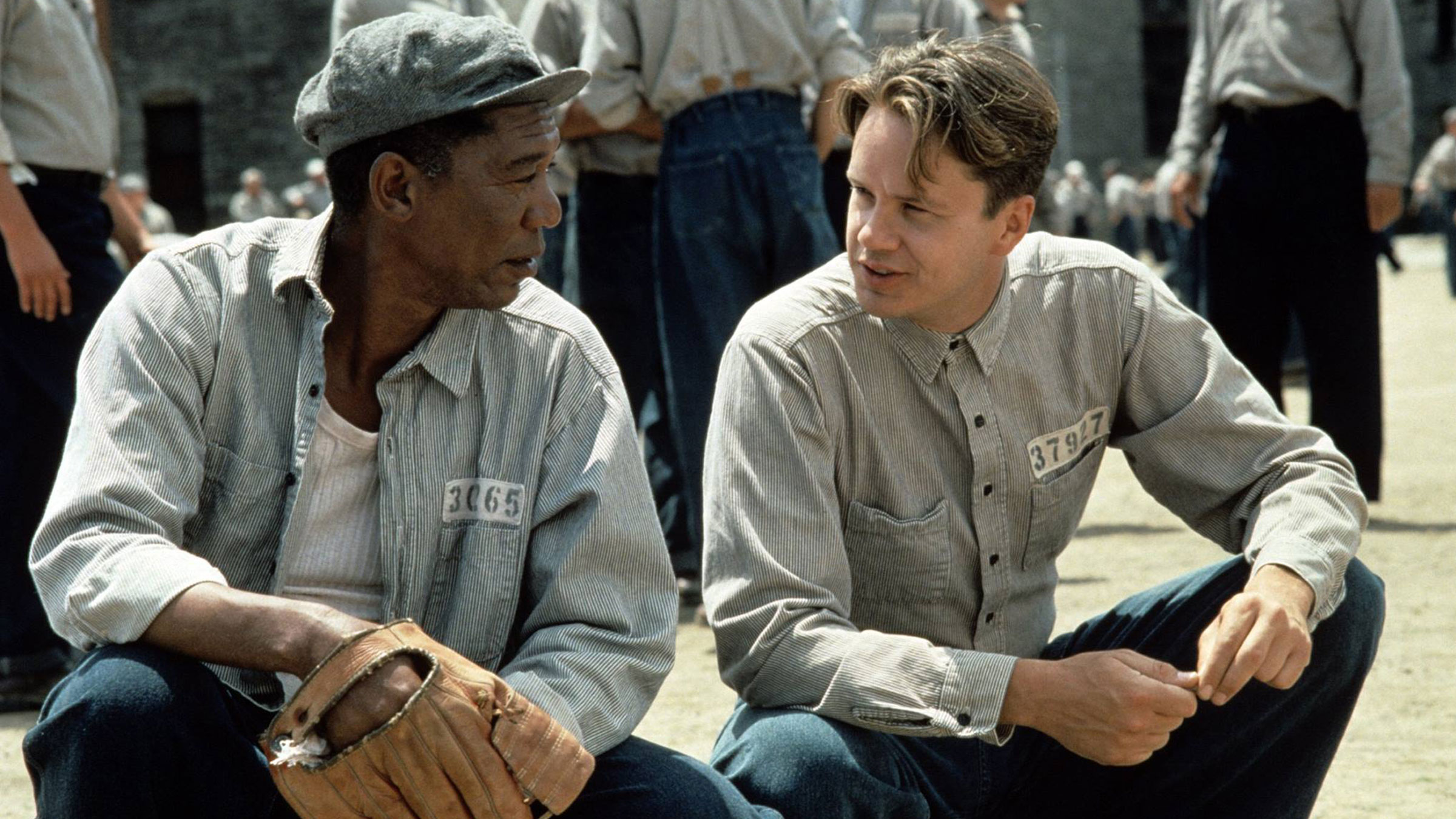 The Shawshank Redemption (Ultra HD 4K Blu-ray)